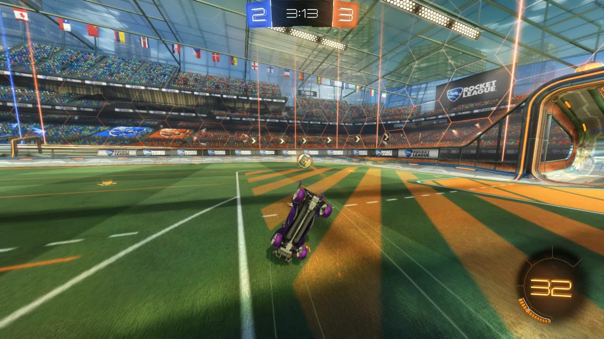Gif Your Game, GifYourGame, Goal, Ketchup = Bipolar, Rocket League, RocketLeague, Goal 6: Ketchup = Bipolar GIFs
