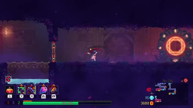 Watch and share Dead Cells GIFs and Satisfying GIFs by Jeremy McLeod on Gfycat
