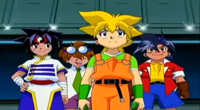 Watch and share Beyblade - Bladebreakers Vs Renegades GIFs on Gfycat