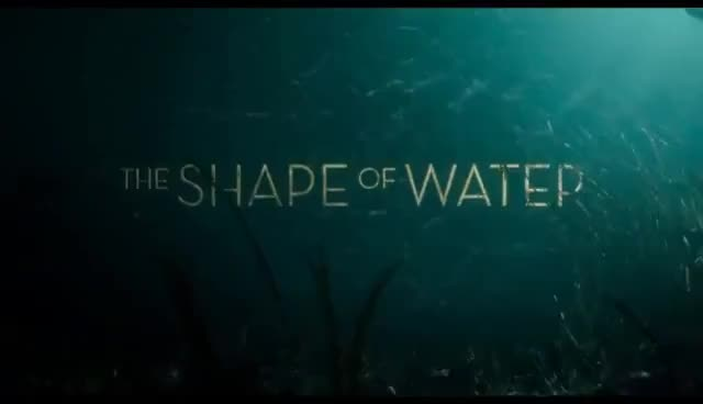 Watch and share The Shape Of Water - Official Trailer GIFs on Gfycat