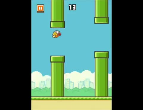 Watch flappy bird GIF on Gfycat. Discover more flappy bird GIFs on Gfycat