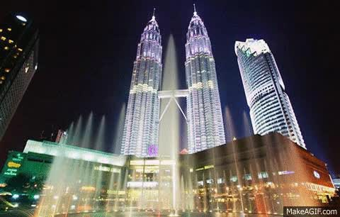 Watch and share Petronas Towers GIFs on Gfycat