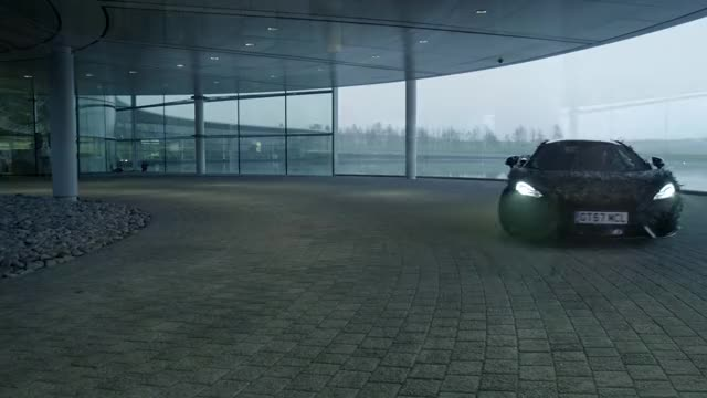 Watch Our most aerodynamic McLaren ever - the 570GT with Feather Wrap GIF on Gfycat. Discover more mclaren, mclaren automotive, supercar GIFs on Gfycat