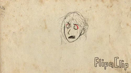 15 minute doodle animation of Lying? Yes! :D