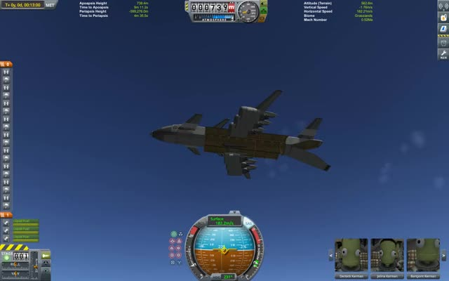 Watch Kerbal Paratroopers! GIF on Gfycat. Discover more related GIFs on Gfycat