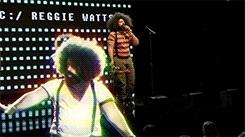 100+, MASHGifs, Mash Up, RWGifs, Reggie Watts, my gifs,  GIFs