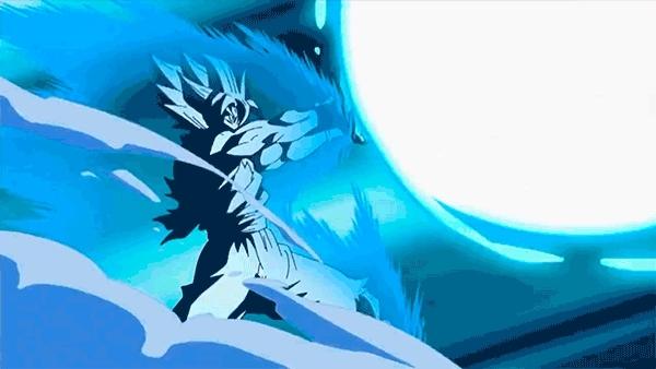 dbzdokkanbattle, dragonball, Goku GIFs