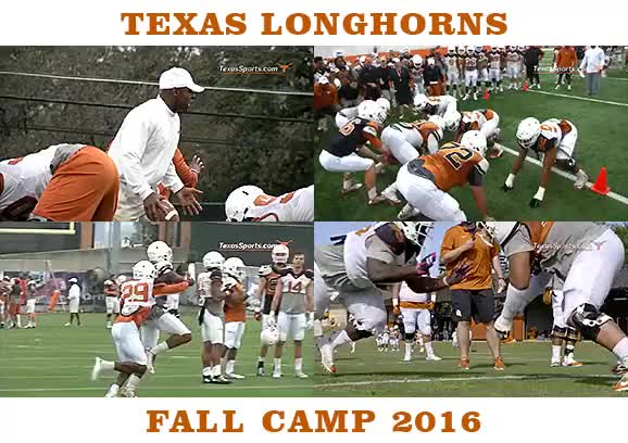 Watch Texas Longhorns Fall Camp 2016 GIF by @godz40acres on Gfycat. Discover more godz40acres, texas, texaslonghorns GIFs on Gfycat