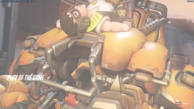 Watch and share D.Va = POTG GIFs by Bread! on Gfycat