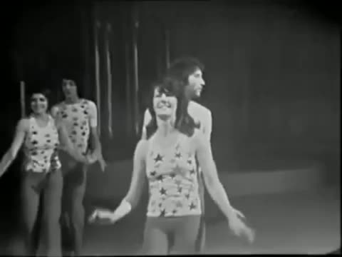 Watch and share 1960s Dancing GIFs and Popcorn Dance GIFs by Harry Washello on Gfycat