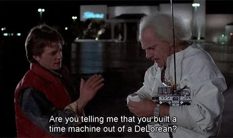 Watch and share Back To The Future GIFs on Gfycat