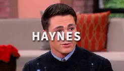 Watch and share Colton Haynes GIFs and Chaynesedit GIFs on Gfycat