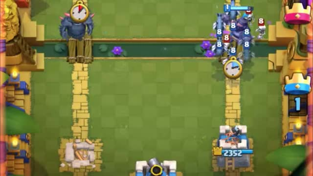 Watch and share Win Spell Bait GIFs by Clash Royale Kingdom on Gfycat