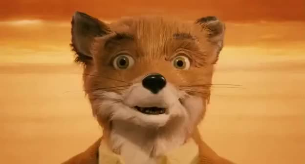 Watch and share Fantastic Mr Fox - Whistle.mov GIFs on Gfycat