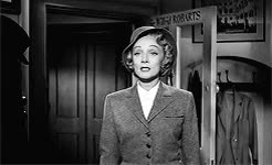 Watch and share Marlene Dietrich GIFs and Agatha Christie GIFs on Gfycat