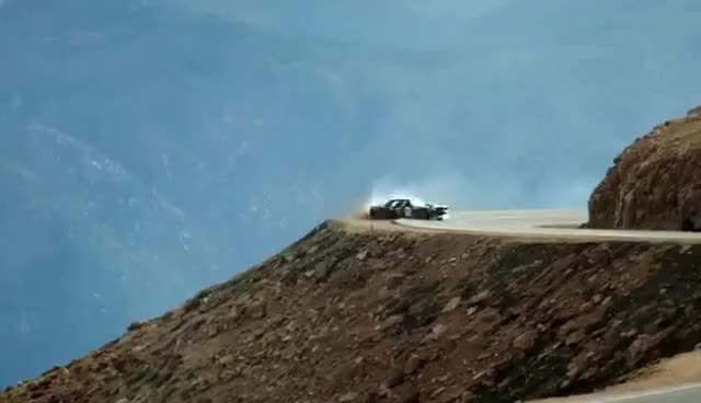 Watch and share [HOONIGAN] DTT 118: Ken Block's Climbkhana Hoonicorn Testing And Sh*tCar Update GIFs on Gfycat