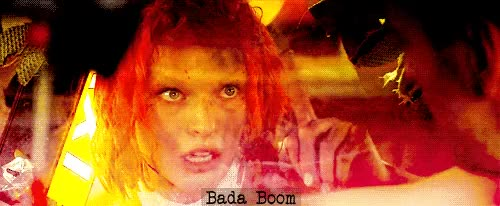 Watch and share Milla Jovovich GIFs and Boom GIFs on Gfycat