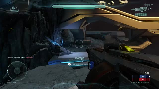 Watch I think im good GIF by xboxdvr on Gfycat. Discover more Halo5Guardians, Lusif, xbox, xbox dvr, xbox one GIFs on Gfycat