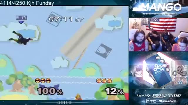 Wizzrobe vs mang0 and Alex19