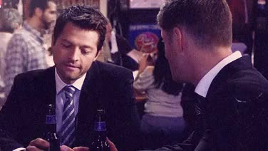 Watch and share Castiel X Dean GIFs and Dean Wincester GIFs on Gfycat
