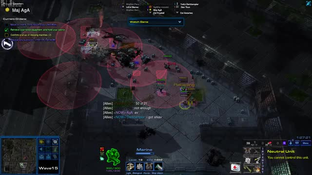 Watch and share The Rising Dead GIFs and Starcraft 2 GIFs by mistaho on Gfycat