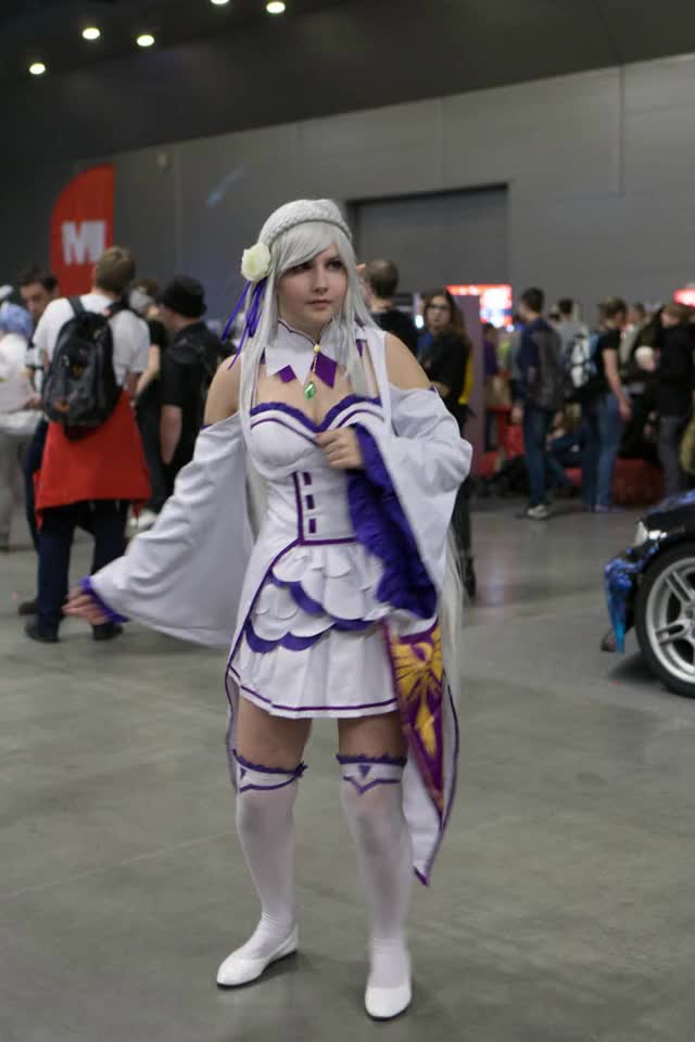 Watch emilia roll GIF on Gfycat. Discover more re zero GIFs on Gfycat