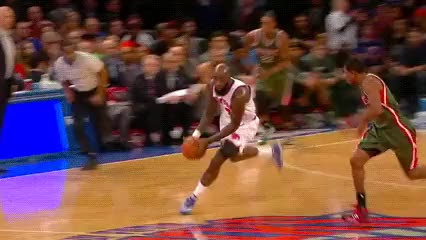 Watch Quincy Acy, New York Knicks GIF by Off-Hand (@off-hand) on Gfycat. Discover more related GIFs on Gfycat