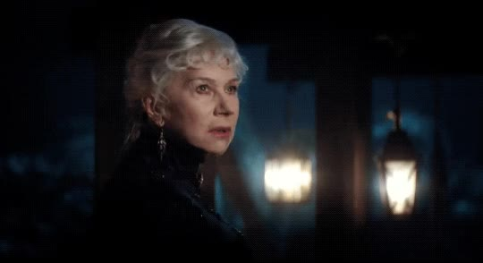 Watch and share Helen Mirren GIFs by Reactions on Gfycat