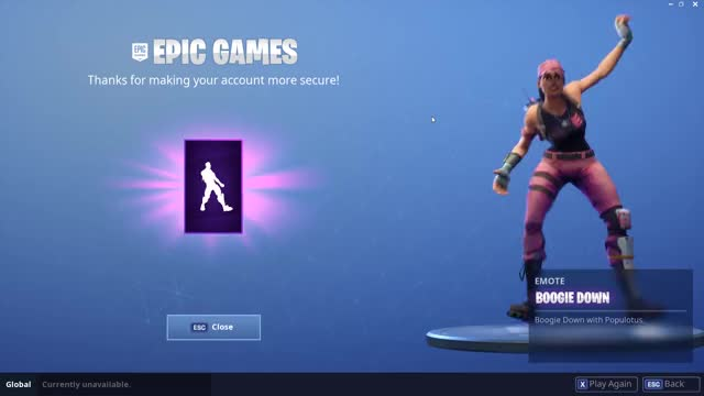 Watch and share Fortnite-Boogie-Down-Emote GIFs on Gfycat