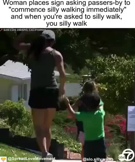 Watch and share Silly Walking GIFs by Gif-vif.com on Gfycat