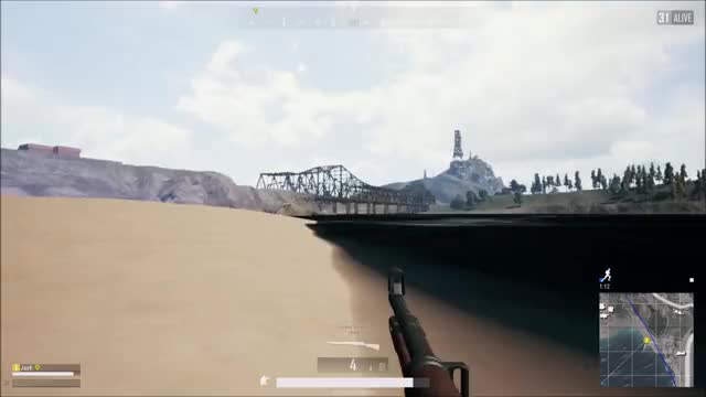 Watch and share Ridiculous PUBG Shot  GIFs by jayk16 on Gfycat