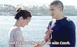 Watch prison break GIF on Gfycat. Discover more Wentworth Miller, four, michael scofield, misa, prison break, requested, sara tancredi, they are the cutest, ~mine GIFs on Gfycat