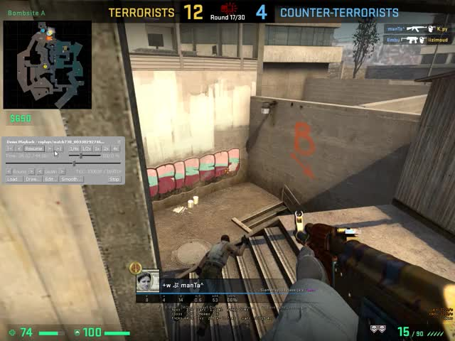 Watch and share Counter-strike Global Offensive 2019.12.02 - 17.19.41.01 GIFs on Gfycat