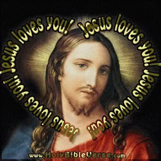 Watch and share Jesus Christ Lord Loves You Very Much Praise God GIFs on Gfycat