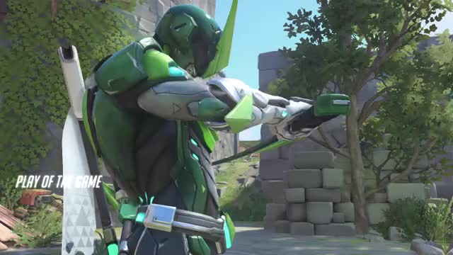 Watch and share Overwatch GIFs and Genji GIFs by artemis8219 on Gfycat