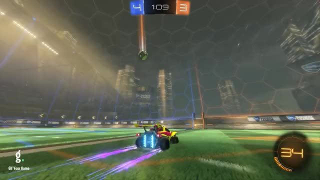 Watch Goal 8: jme GIF by Gif Your Game (@gifyourgame) on Gfycat. Discover more Gif Your Game, GifYourGame, Rocket League, RocketLeague, jme GIFs on Gfycat