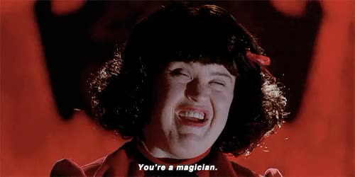 Watch this GIF on Gfycat. Discover more 04x11, ahs: freak show, ahsedit, dan, gif, jamie brewer, margery GIFs on Gfycat