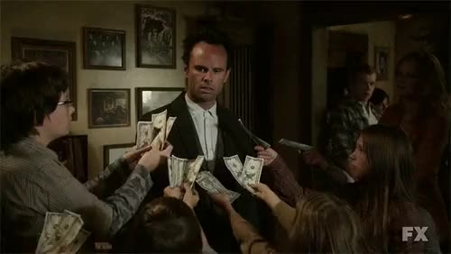 Watch and share Walton Goggins GIFs and Cash GIFs on Gfycat