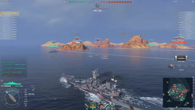 Watch and share World Of Warships 2018.11.01 - 15.25.38.02 GIFs by japanesegoblin on Gfycat