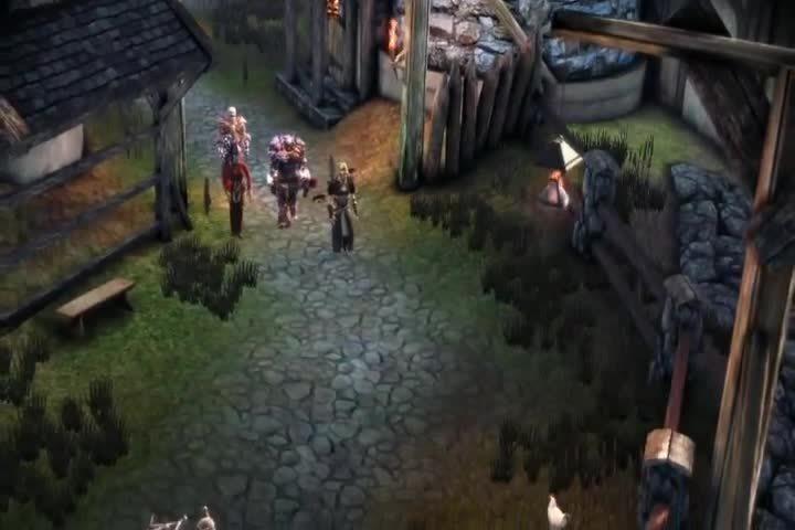Dragonage, dragon, dragon age, shale, Shale Stomps Chicken (Dragon Age: Origins) GIFs