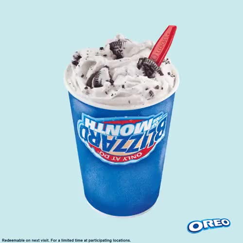 Watch and share Dairy Queen GIFs and Ice Cream GIFs on Gfycat