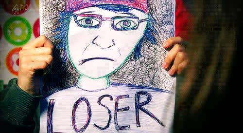 loser, youlose, loser GIFs