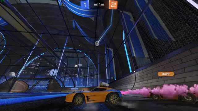 Watch and share Rocket League GIFs by employedwolf on Gfycat