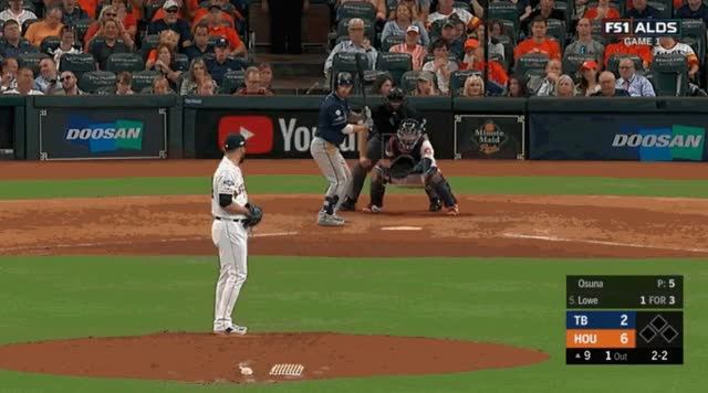 Watch and share Houston Astros GIFs and Tampa Bay Rays GIFs on Gfycat