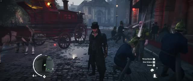Quality Firefighters [AC Syndicate]