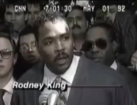 Watch Rodney King GIF on Gfycat. Discover more getalong GIFs on Gfycat