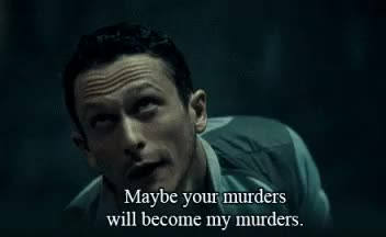 Watch and share Hannibal Spoilers GIFs and Hannibal Gifset GIFs on Gfycat