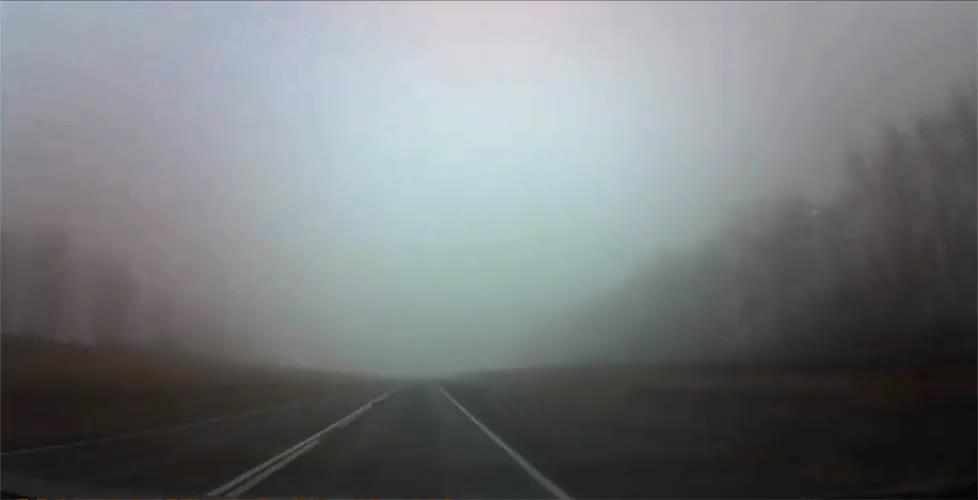 nonononoyes, Driving in fog GIFs