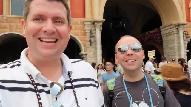 Watch LR Dreaming GIF on Gfycat. Discover more 2018, Disney, aquatopia, disneyland, disneysea, monorail, tdr, tds, travel, vlog GIFs on Gfycat