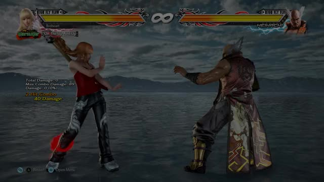 Watch and share Tekken GIFs by abomination121 on Gfycat